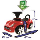 Машинка-каталка Alexis-Babymix HZ-603