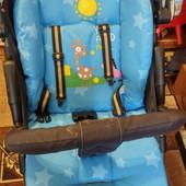 Матрас в коляску, автокресло,стульчик для кормления