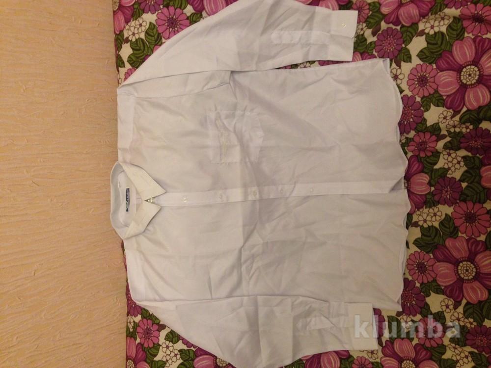 Мужская рубашка новая, размер м фото №1