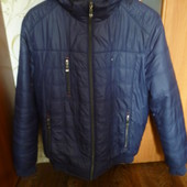 Куртка мужская очень теплая 48-50 размер Польша