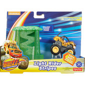 Fisher-Price Nickelodeon Blaze & the Monster machines, light rider stripes - рык