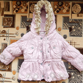 Курточка NEXT, деми, на девочку, рост 86, 12-18 мес