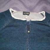 фирменный свитер-кофта Armani Geans( M -L)