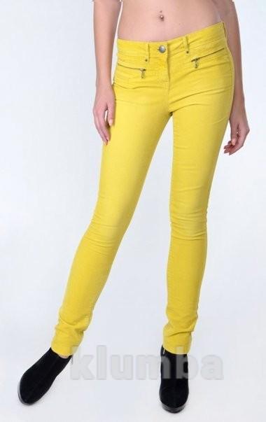 Джинсы, брюки скини tom tailor (оригинал), р.36 фото №1