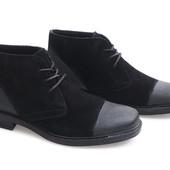 Стильные мужские ботинки Польша