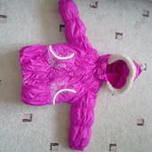 Куртка Ленне 92 размер.