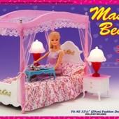 Мебель для кукол JN 2314 Спальня