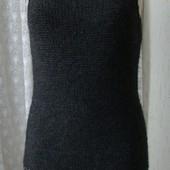 Платье женское теплое зима мини бренд Promod р.44-46 №3794а