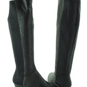 Сапоги танкетка кожаные бренд Jessica Simpson оригинал из США р.  38, 5