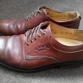 Туфли кожаные р.42 Camel(оригинал)