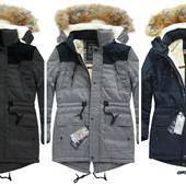 Мужская зимняя куртка парка Go-Start