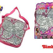 Сумка Раскраска Color me mine Simba 6372205