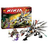 Конструктор 10323 Дракон Ninja go Новинка, ниндзяго, нинзя. Bela