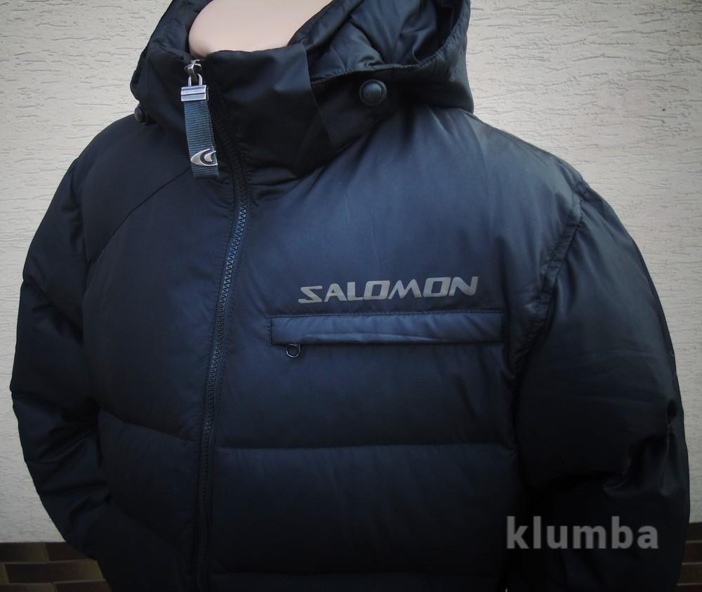 Пуховик salomon розпродажа фото №1