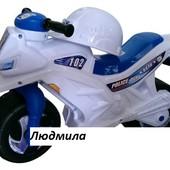 Мотоцикл Орион с каской
