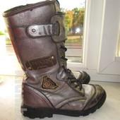 Продам кожаные сапоги Geox 32 р.