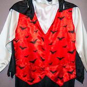 Карнавальный костюм Вампир 2-4года