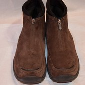 Новые кожаные ботинки. зима, зимние