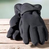 Перчатки с тефлоновым напылением Tchibo Германия 9.5