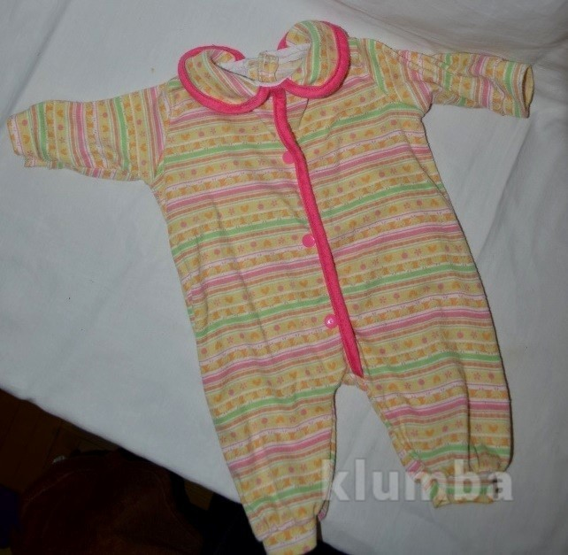Фирменный бодик для куклы кукол одежда фото №1