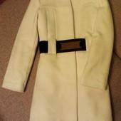 Пальто как новое, 36 размер.
