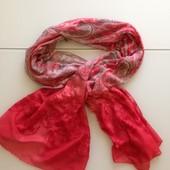 Шарф шаль палантин парео Altea Италия Новая коллекция Будьте стильными! 90*200 с вышивкой