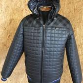 мужская куртка с капишоном М444433
