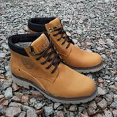 Зимние ботинки в 2-х цветах Модель Корсар супер-качество