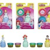 Плей-Дох набор принцессы Дисней Play Doh A7402
