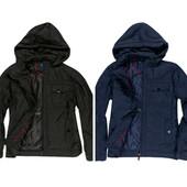 мужская демисезонная куртка парка ветровка