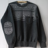 Купить свитшот кофту худи свитер джемпер мужской USA apparel размер S