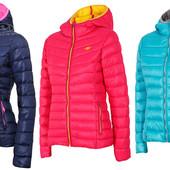 Женская стёганая куртка пуховик на синтетическом пуху