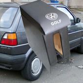 Подлокотник для VW Golf 2.