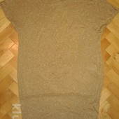 Красивая туника блуза безрукавка от Zara