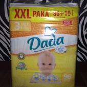 Подгузники Dada XXL