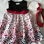 Брендовые платья на 1-3 года