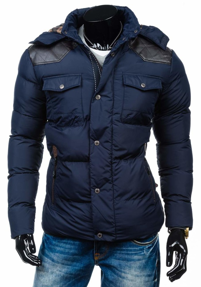 Мужская куртка зимняя фото №1