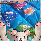 шерстяное одеялко в кроватку/коляску