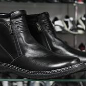 зимние мужские ботинки 3 модели Код 114,115,116