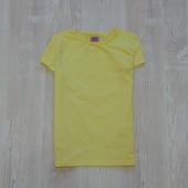 Яркая футболочка F&F для девочки, размер 5-6 лет, состояние новой вещи.