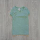 Яркая футболочка E-vie angel для девочки, размер 2-3 года, состояние идеальное.