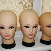 Продам манекены головы под шапки женские