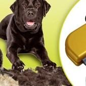 Фурминатор расческа для кошек и собак 4,5см, 6,8см, 10см