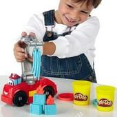 Лимитированная серия, игровой набор Пожарная машина Play Doh Hasbro