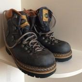 кожаные мужские ботинки 39
