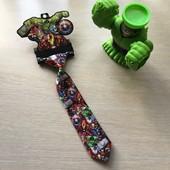 Галстук Мстители Marvel H&M 4 8 лет