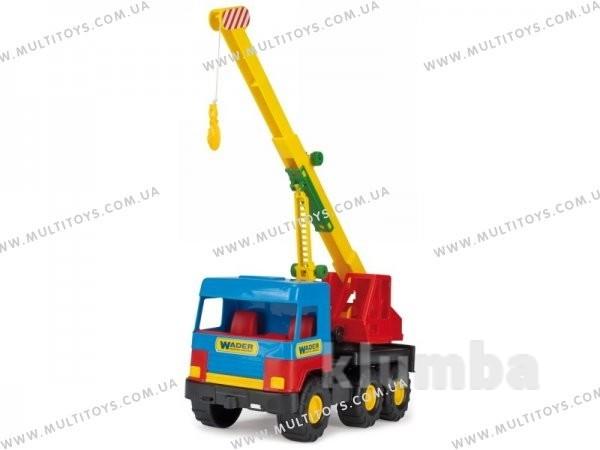 "Кран ""middle truck"" тигрес фото №1"
