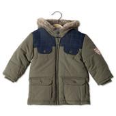 Куртка теплая C&A. Размер 74 см