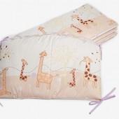 Бампер Twins Comfort в кроватку