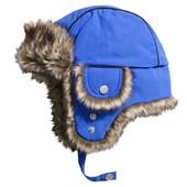 Теплые зимние шапочки на мальчиков H&M оригинал